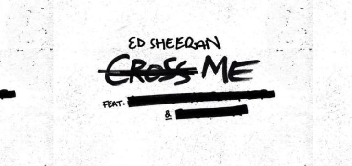 ed sheeran cross me chance the rapper PnB rock lyrics