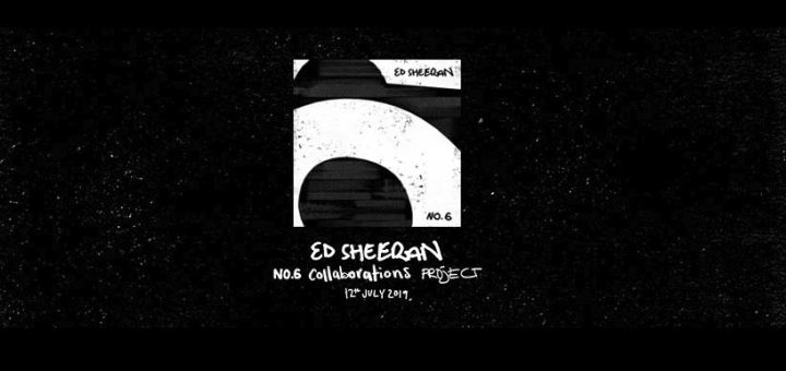 ed sheeran no.6 collaborations project review
