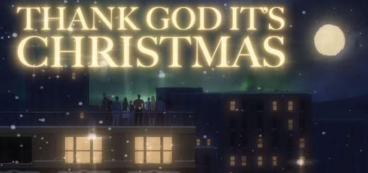 queen thank god it's christmas