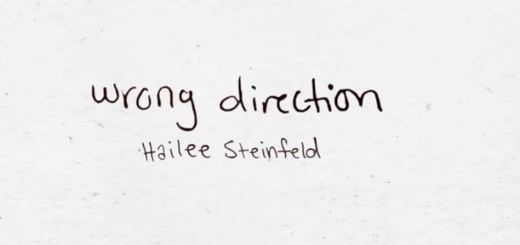 hailee steinfelf wrong direction lyrics