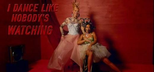 iggy azalea dance like nobody's watching