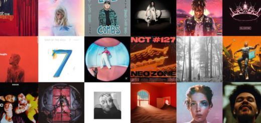 best-selling albums 2020