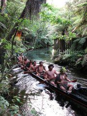 Villaggio Maori, Rotorua (Pinterest)