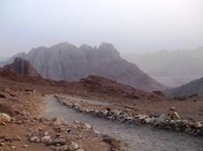 Scalando il Monte Sinai   Egitto
