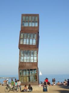 Spiaggia Barceloneta   Barcellona