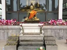 Offerte a Buddha   Bangkok
