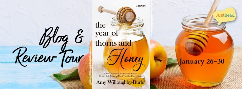 The Year of Thorns and Honey JustRead Blog + Review Tour