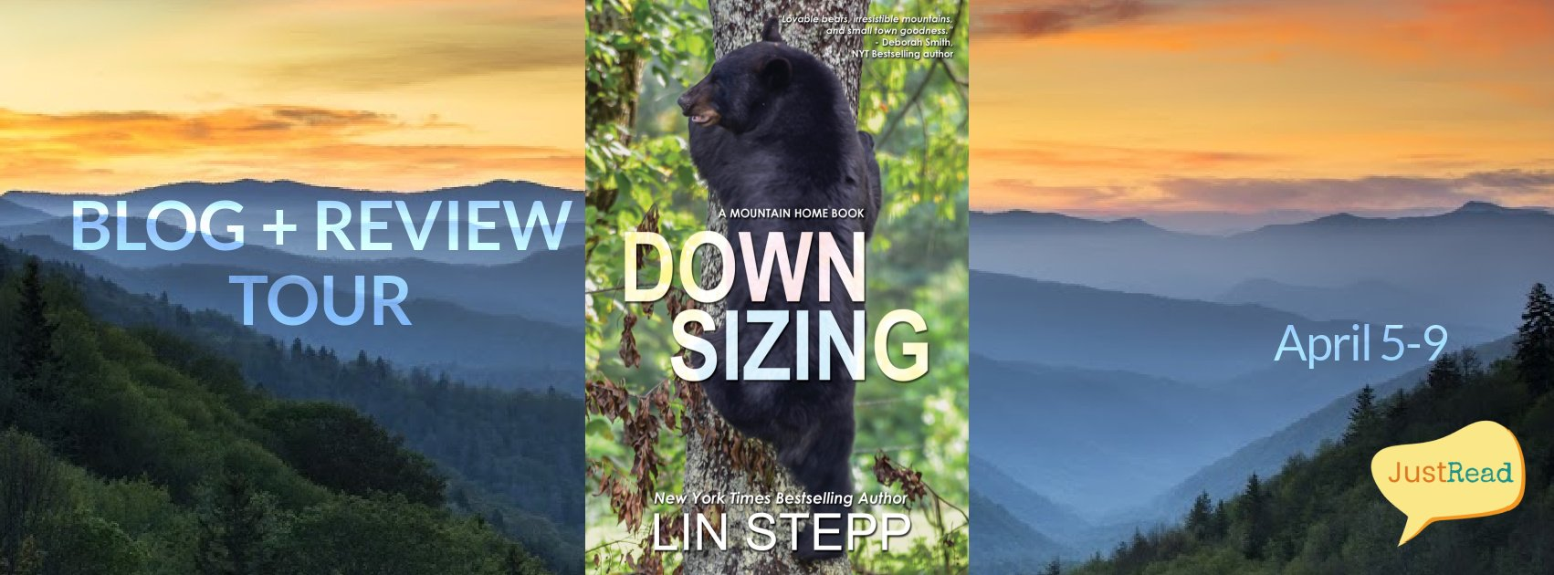 Welcome to the Downsizing Blog + Review Tour & Giveaway!