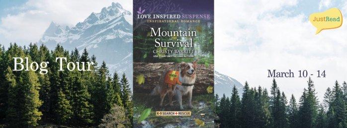 Mountain Survival JustRead Blog Tour
