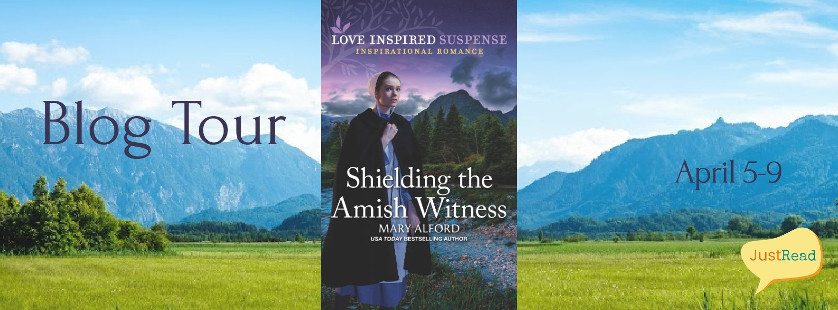 Welcome to the Shielding the Amish Witness Blog Tour & Giveaway!