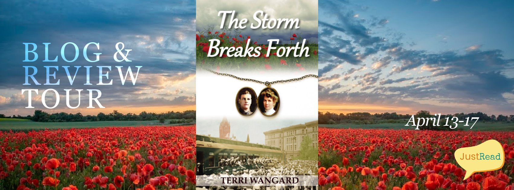 Welcome to The Storm Breaks Forth Blog Tour & Giveaway!