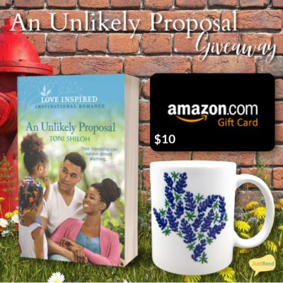 An Unlikely Proposal JustRead Giveaway