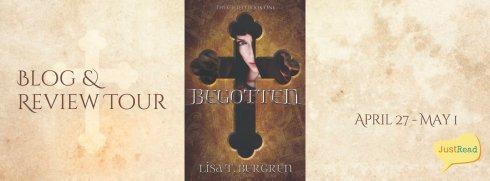 Begotten JustRead Blog + Review Tour