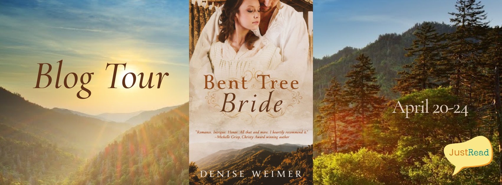 Welcome to the Bent Tree Bride Blog Tour & Giveaway!