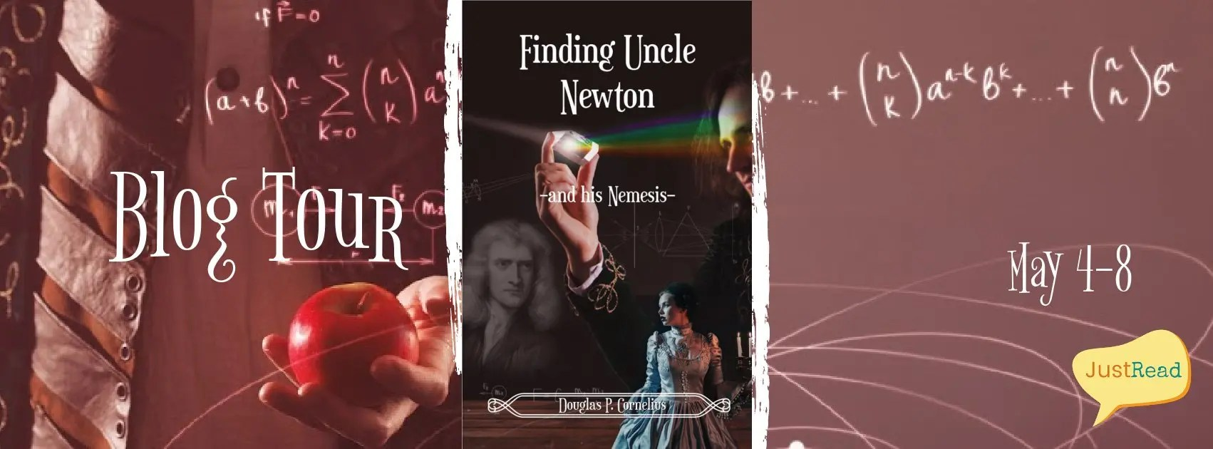 Welcome to the Finding Uncle Newton Blog Tour & Giveaway!