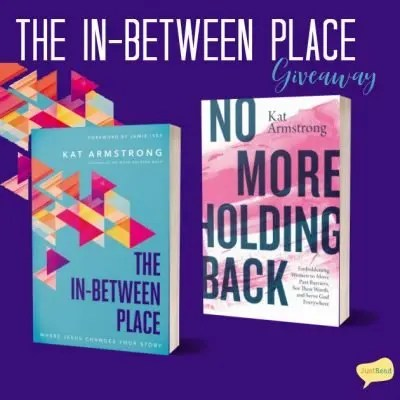 The In-Between Place JustRead Giveaway