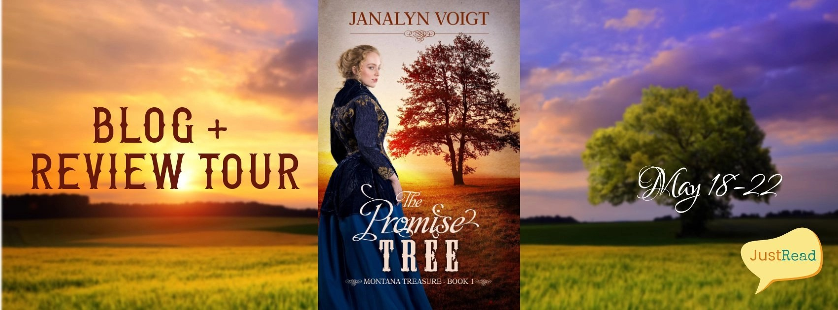 Welcome to The Promise Tree Blog + Review Tour & Giveaway!
