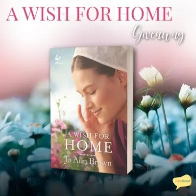 A Wish for Home JustRead Giveaway