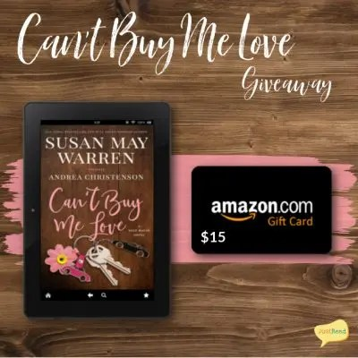 Can't Buy Me Love JustRead Giveaway