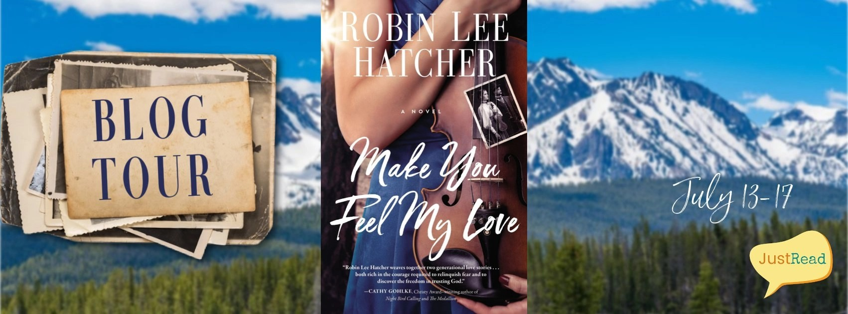 Welcome to the Make You Feel My Love Blog Tour & Giveaway!