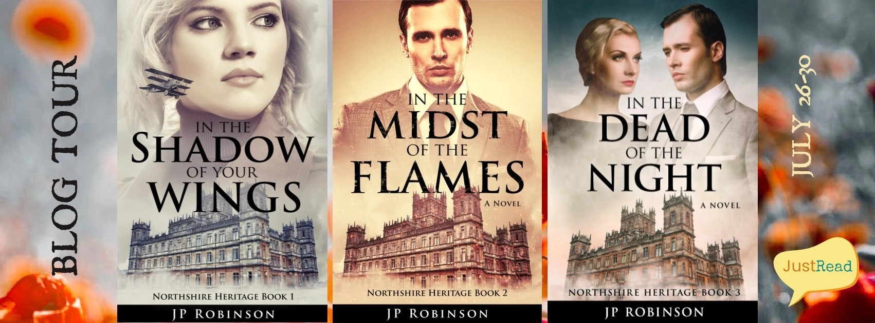 Welcome to the Northshire Heritage Blog Tour & Giveaway!