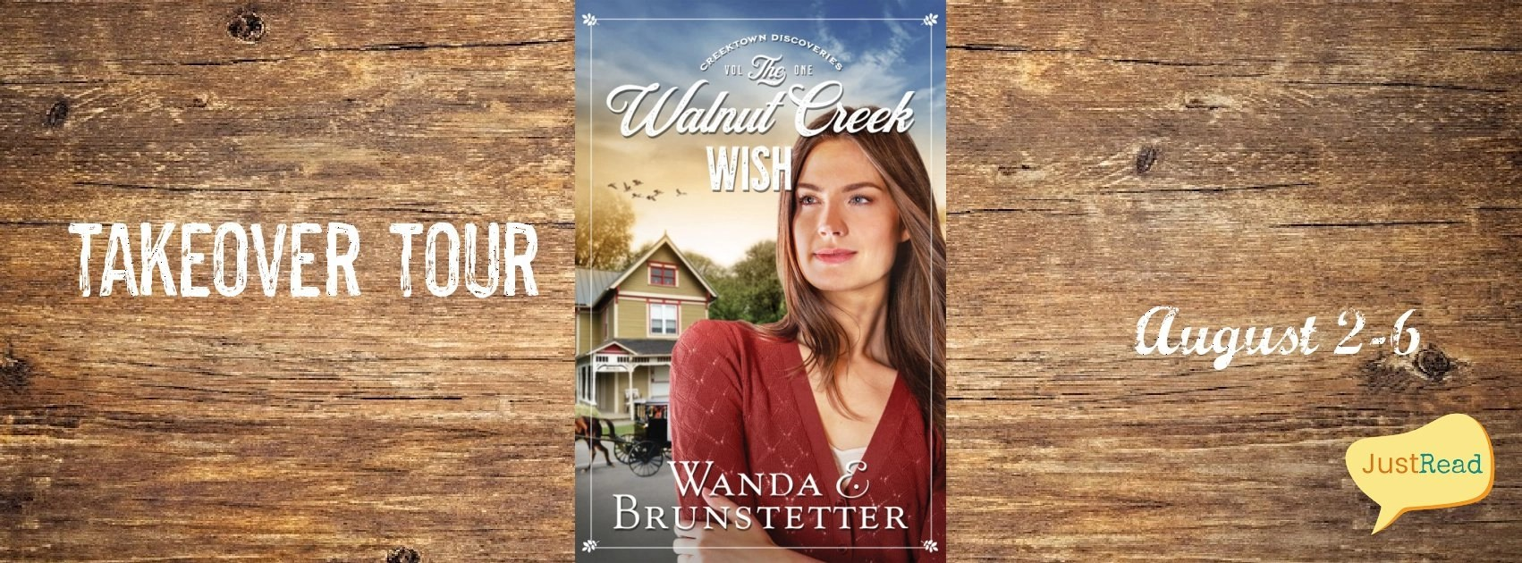 Welcome to The Walnut Creek Wish Takeover Tour & Giveaway!