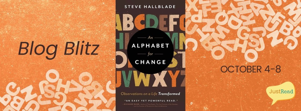 An Alphabet for Change JustRead Blog Blitz