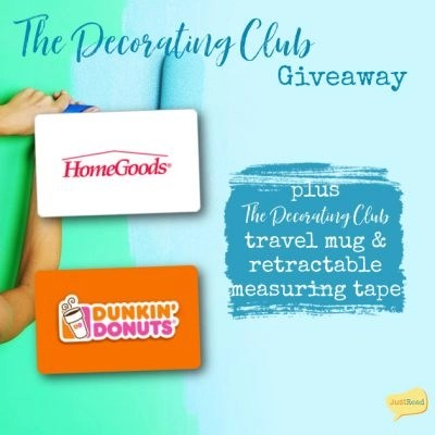 The Decorating Club JustRead Giveaway
