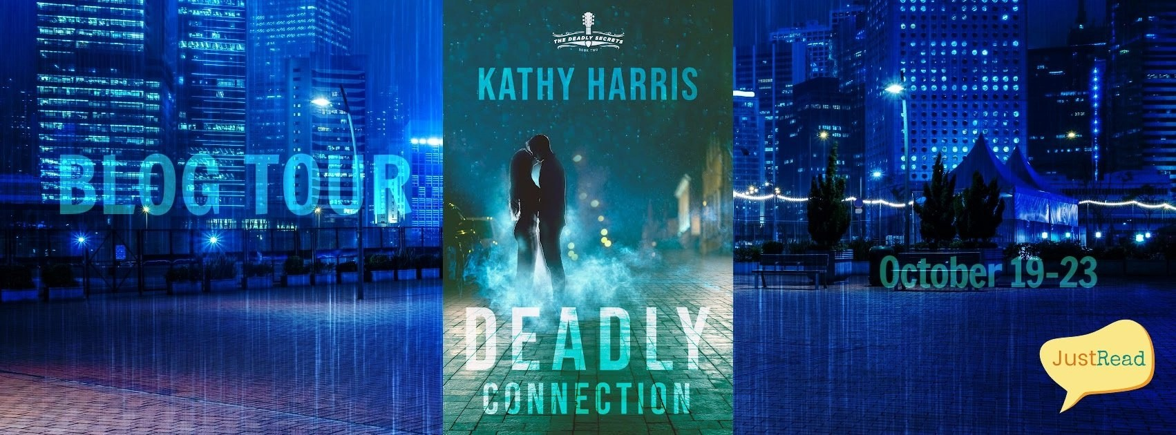 Welcome to the Deadly Connection Blog Tour & Giveaway!