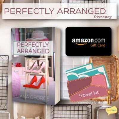 Perfectly Arranged JustRead Giveaway