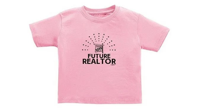 Baby fashion for Realtors - Real Estate Marketing
