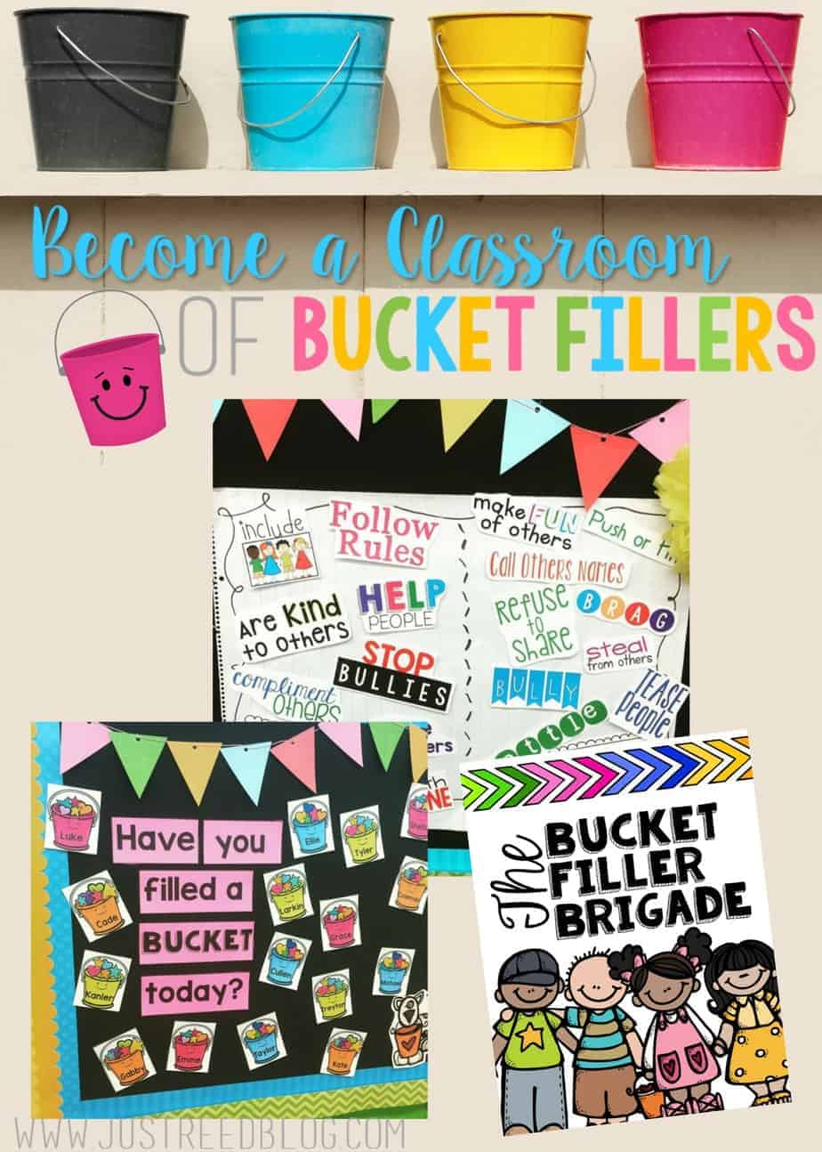 Bucket Filling For Classroom Management