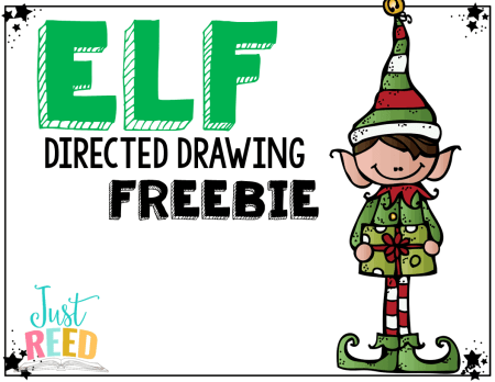 This free tutorial will teach your students how to draw elves!