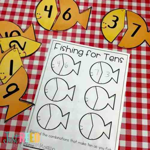 These tips, tricks, and strategies will help you introduce sums of ten in your classroom and help students master the friendly number of ten.