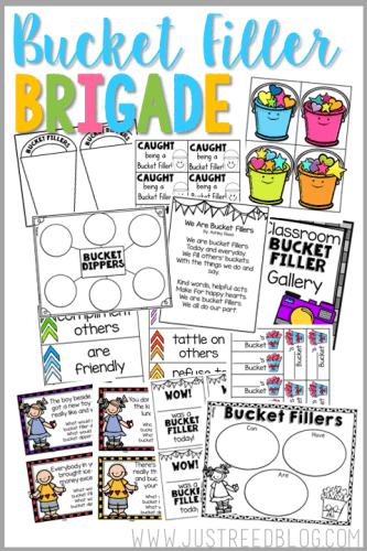 bucket filler classroom image