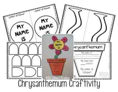 chrysanthemum craft