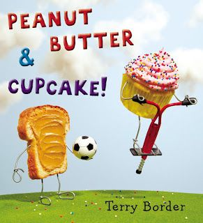 peanut butter and cupcake 1