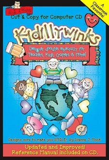 kiddlywinks cd