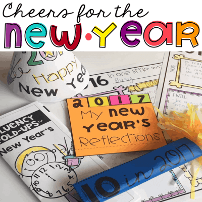 Start the year off right by teaching your students exactly what New Year's means.