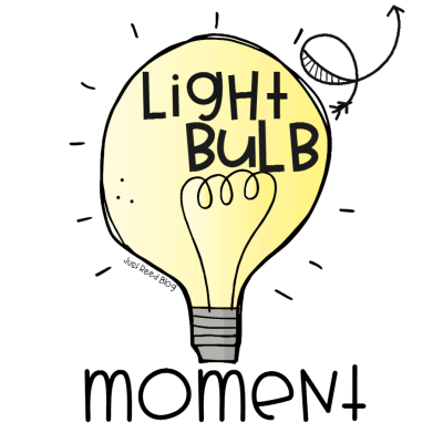 This trick for teaching addition with regrouping might just be your *light bulb* moment!