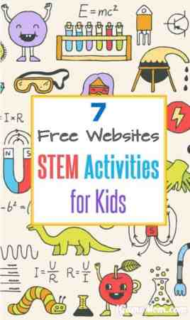 FREE Stem Activities for Kids