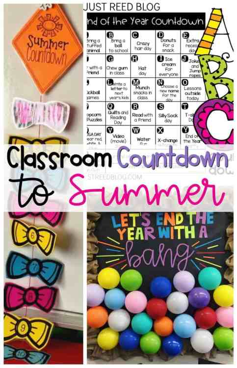End of the year countdowns kids will love