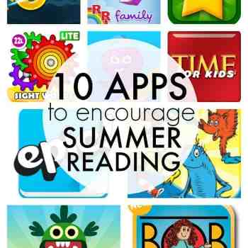Top Ten Reading Apps