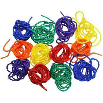 Lacing yarn is a fabulous thing to keep in your fine motor activity toolkit.
