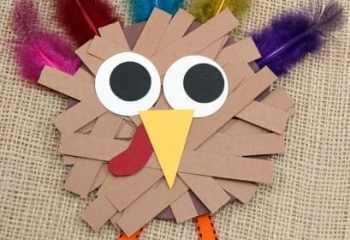 5 Favorite Turkey Crafts for Little Learners