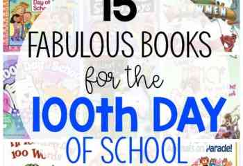 15 Fabulous Books for the 100th Day of School