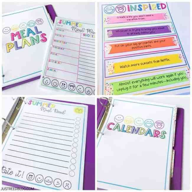 Summer Organization Tips for Busy Families