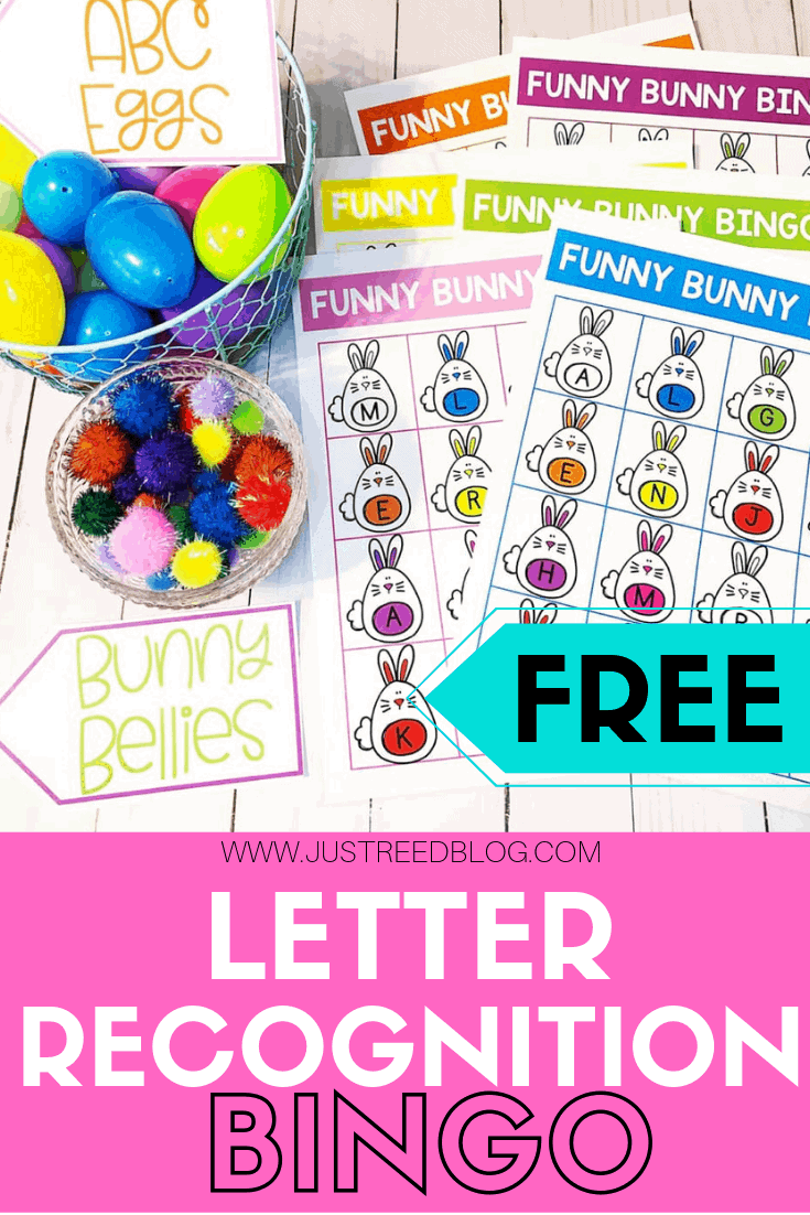 picture regarding Letter Bingo Printable called Easter BINGO toward Prepare Letter Acceptance - Merely Reed Enjoy