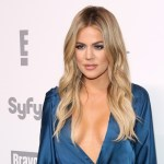 Khloe Kardashian Promotes New Line With Sultry Pose