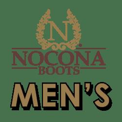 Nocona Mens